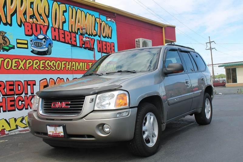 2002 GMC Envoy SLT 4WD 4dr SUV - Hamilton OH