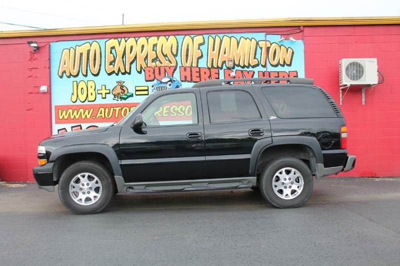2003 Chevrolet Tahoe 4dr 4WD SUV - Hamilton OH