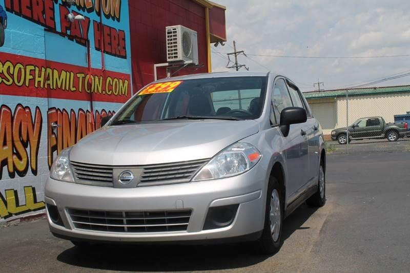 2011 Nissan Versa 1.6 Base 4dr Sedan - Hamilton OH