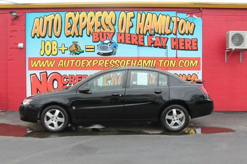2007 Saturn Ion 3 4dr Sedan 4A - Hamilton OH