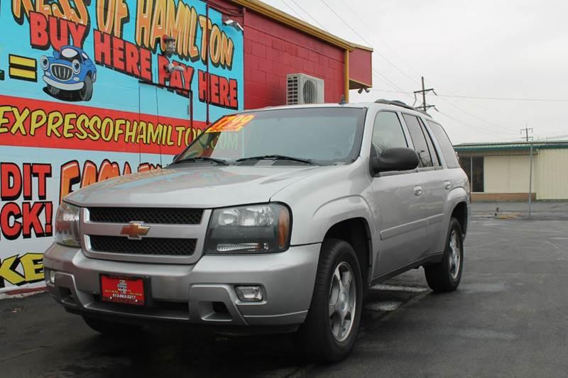 2008 Chevrolet TrailBlazer 4x2 LT1 4dr SUV - Hamilton OH