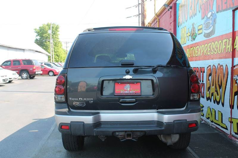 2006 Chevrolet TrailBlazer LS 4dr SUV 4WD w/1SA - Hamilton OH