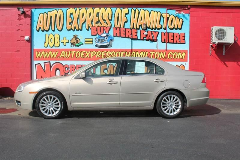 2008 Mercury Milan I-4 Premier 4dr Sedan - Hamilton OH