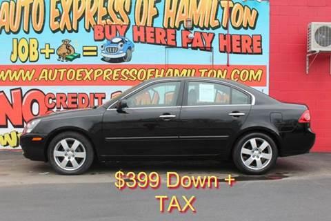 2007 Kia Optima for sale in Hamilton, OH