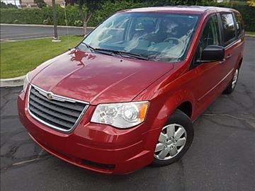 2008 Chrysler Town and Country for sale in Midvale, UT