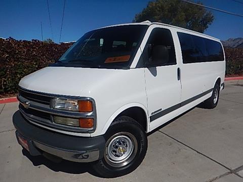 2002 Chevrolet Express Passenger for sale in Midvale, UT