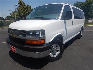 2012 Chevrolet Express Passenger for sale in Midvale UT