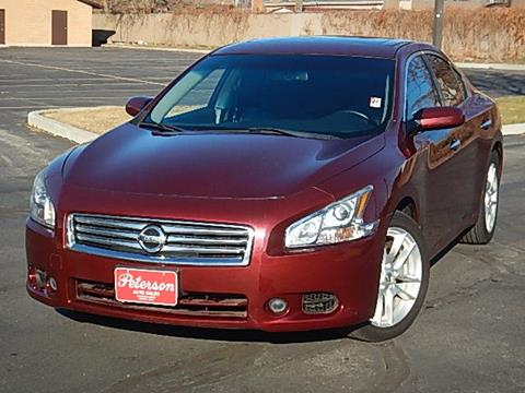 2013 Nissan Maxima for sale in Midvale UT