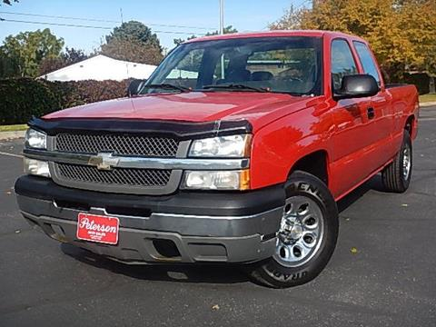 2003 Chevrolet Silverado 1500 for sale in Midvale, UT