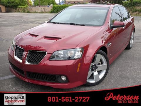 2009 Pontiac G8 for sale in Midvale, UT