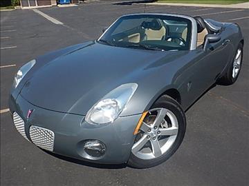 2008 Pontiac Solstice for sale in Midvale, UT