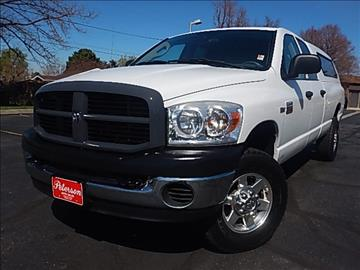 2007 Dodge Ram Pickup 2500 for sale in Midvale, UT