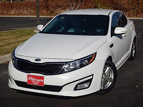 2015 Kia Optima for sale in Midvale UT