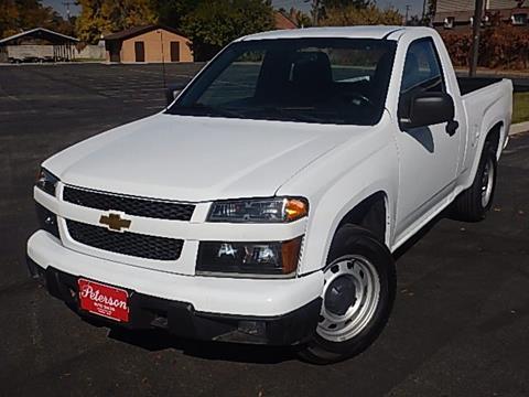 2012 Chevrolet Colorado for sale in Midvale, UT