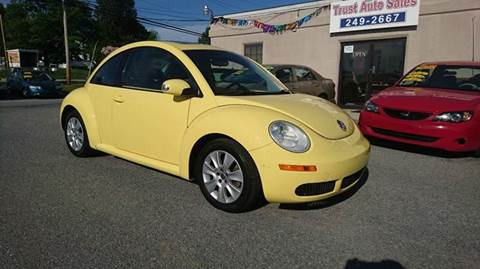 2009 Volkswagen New Beetle for sale in Carlisle, PA