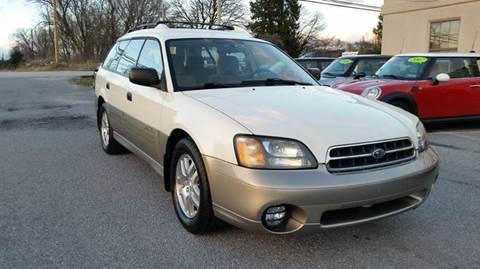 2002 Subaru Outback for sale in Carlisle, PA