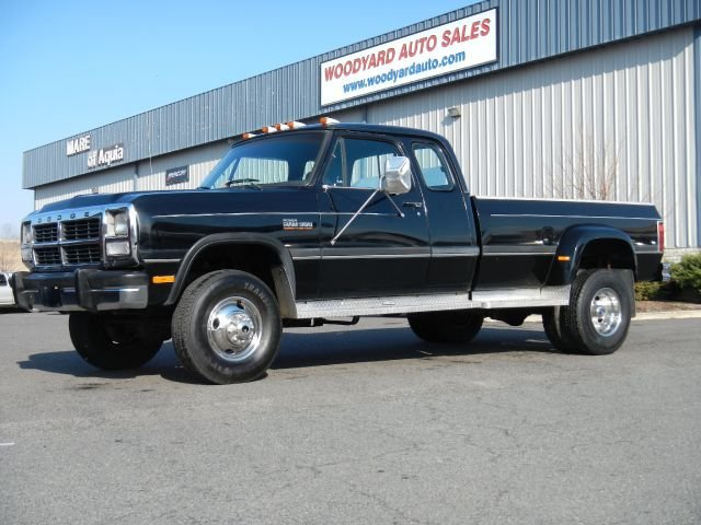dodge w350 dually for sale autos post. Black Bedroom Furniture Sets. Home Design Ideas