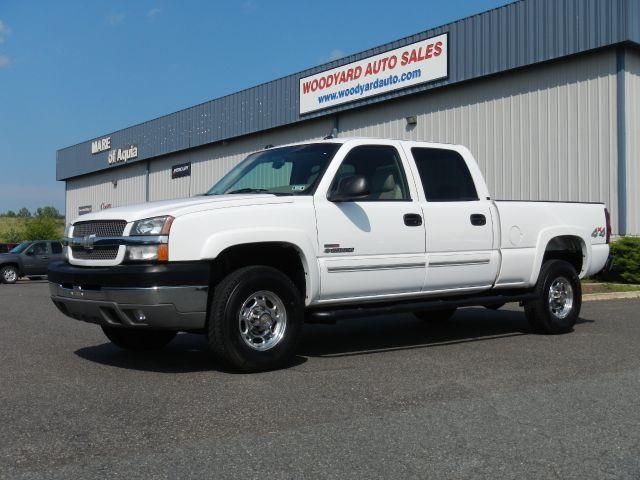 2004 Chevrolet Silverado 2500 for sale in Fredericksburg VA