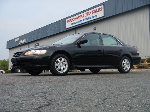 2002 Honda Accord for sale in Fredericksburg VA