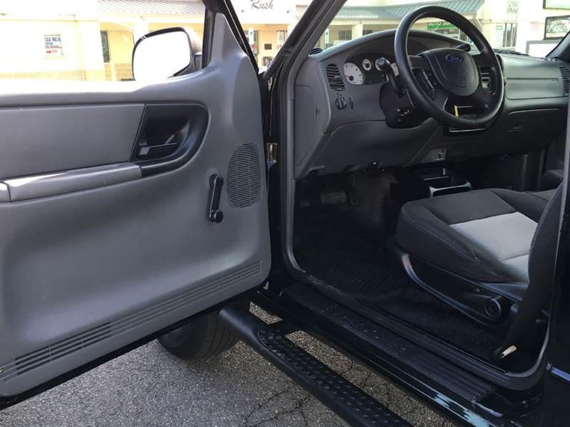 2004 Ford Ranger 2dr Standard Cab Edge 4WD SB - Fredericksburg VA