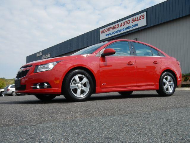 2013 Chevrolet Cruze for sale in Fredericksburg VA