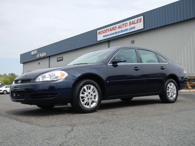 2007 Chevrolet Impala for sale in Fredericksburg VA