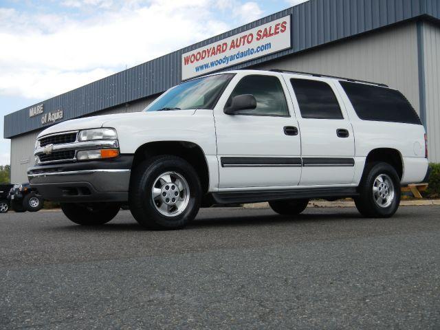 2003 Chevrolet Suburban for sale in Fredericksburg VA