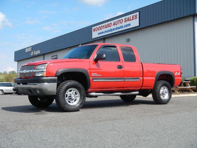2003 Chevrolet Silverado 2500HD for sale in Fredericksburg VA