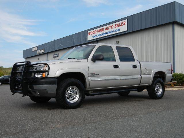 2004 Chevrolet Silverado 2500HD for sale in Fredericksburg VA