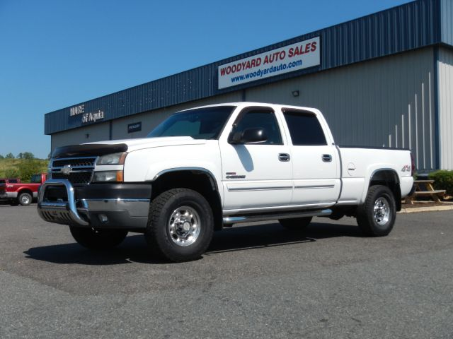 2005 Chevrolet Silverado 2500HD for sale in Fredericksburg VA