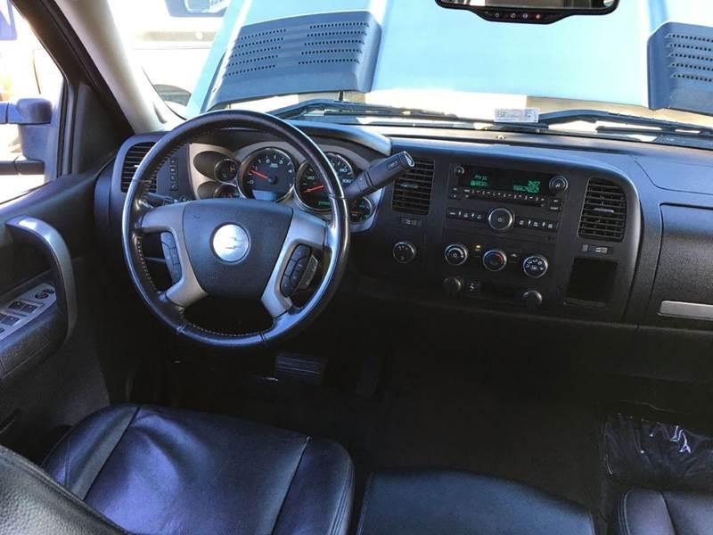 2008 Chevrolet Silverado 3500HD 4WD LT1 4dr Crew Cab LB DRW - Fredericksburg VA