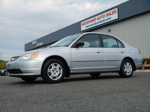 2002 Honda Civic for sale in Fredericksburg VA