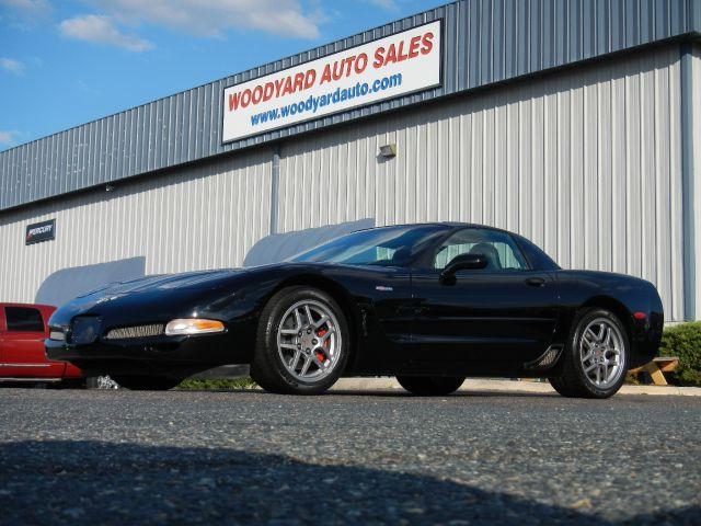 2003 Chevrolet Corvette for sale in Fredericksburg VA
