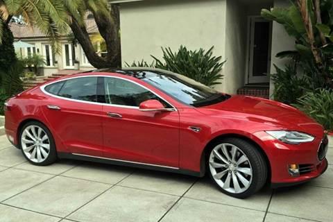 2013 Tesla Model S for sale in Los Angeles, CA