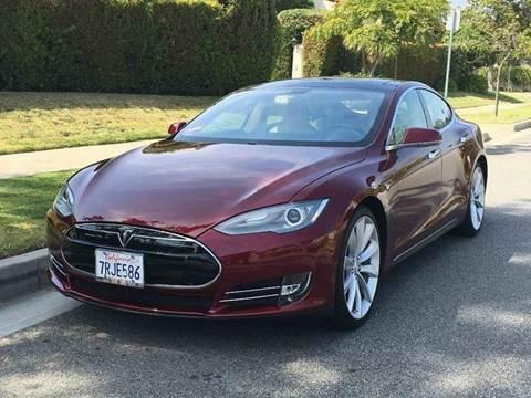 2012 Tesla Model S for sale in Los Angeles, CA