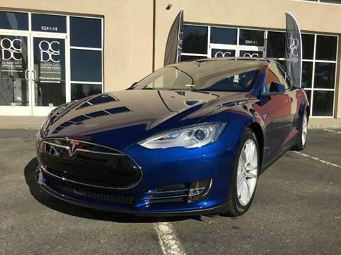 2015 Tesla Model S for sale in Los Angeles, CA