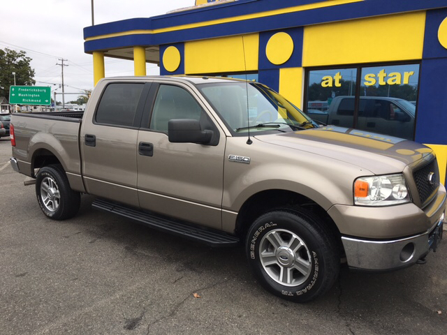 2006 ford f-150 xlt 4dr supercrew 4wd styleside 5.5 ft. sb in