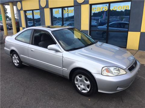 2000 Honda Civic for sale in Fredericksburg, VA