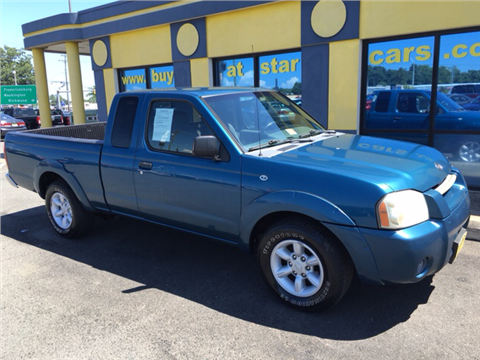 2001 Nissan Frontier for sale in Fredericksburg, VA