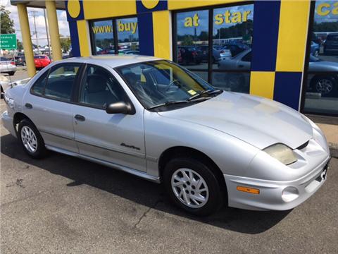 2001 Pontiac Sunfire for sale in Fredericksburg, VA