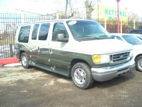 used 2005 ford e 150 for sale. Black Bedroom Furniture Sets. Home Design Ideas