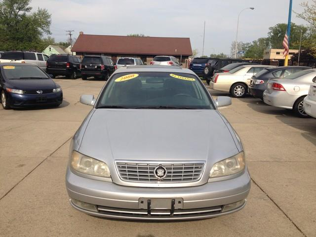 Used cadillac catera for sale for Paramount motors taylor mi