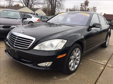 2007 Mercedes-Benz S-Class for sale in Taylor, MI