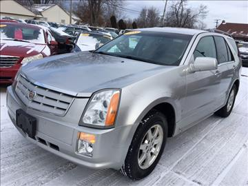 2008 Cadillac SRX for sale in Taylor, MI