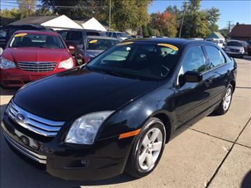 2007 Ford Fusion for sale in Taylor, MI