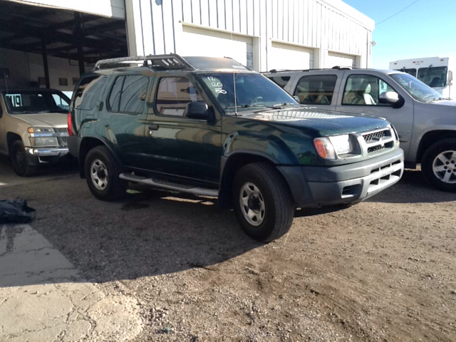 2000 nissan xterra 4dr se 4wd suv in pueblo co pyramid. Black Bedroom Furniture Sets. Home Design Ideas