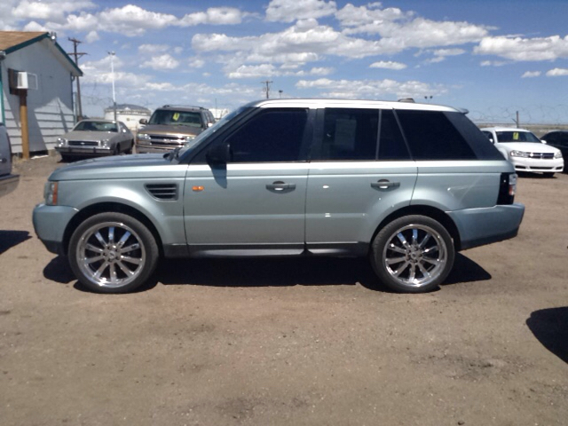 2006 land rover range rover sport hse 4dr suv 4wd in pueblo co pyramid motors public auto auction. Black Bedroom Furniture Sets. Home Design Ideas