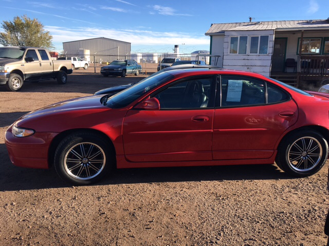 2000 pontiac grand prix gtp 4dr supercharged sedan in pueblo co pyramid motors public auto auction. Black Bedroom Furniture Sets. Home Design Ideas