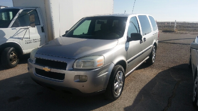 2006 chevrolet uplander ls 4dr extended mini van in pueblo. Black Bedroom Furniture Sets. Home Design Ideas