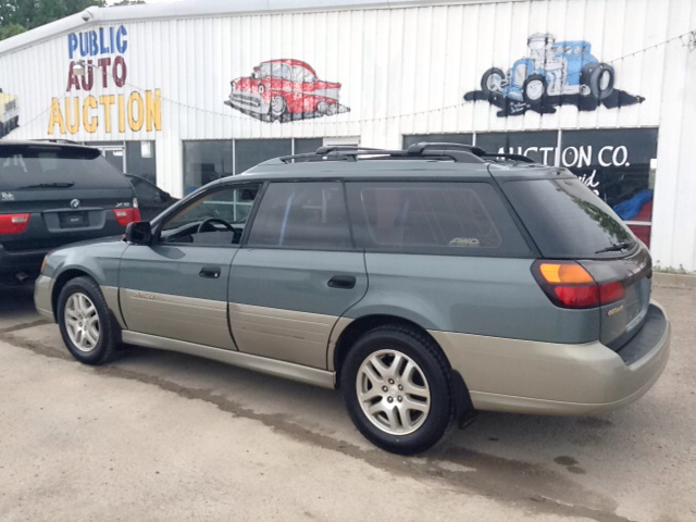 2002 subaru outback base awd 4dr wagon in pueblo fountain. Black Bedroom Furniture Sets. Home Design Ideas